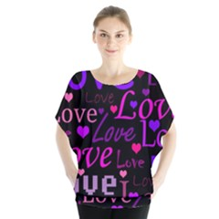 Love pattern 2 Blouse
