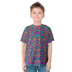 Merry Love In Heart  Time Kids  Cotton Tee