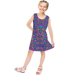 Merry Love In Heart  Time Kids  Tunic Dress