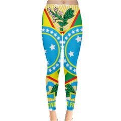 Coat of Arms of Brazil Leggings