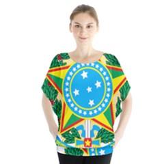 Coat of Arms of Brazil Blouse