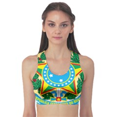 Coat of Arms of Brazil, 1971-1992 Sports Bra
