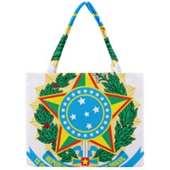 Coat of Arms of Brazil, 1971-1992 Mini Tote Bag
