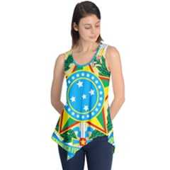 Coat of Arms of Brazil, 1971-1992 Sleeveless Tunic