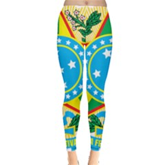 Coat of Arms of Brazil, 1968-1971 Leggings