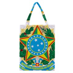 Coat of Arms of Brazil, 1968-1971 Classic Tote Bag