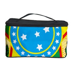 Coat of Arms of Brazil, 1968-1971 Cosmetic Storage Case
