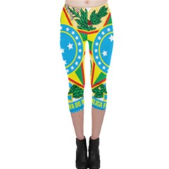 Coat of Arms of Brazil, 1968-1971 Capri Leggings