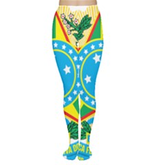Coat of Arms of Brazil, 1968-1971 Women s Tights