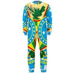Coat of Arms of Brazil, 1968-1971 OnePiece Jumpsuit (Men)