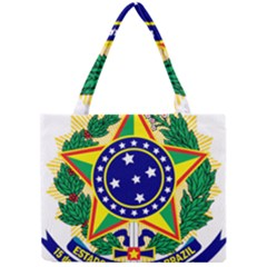 Coat of Arms of Brazil Mini Tote Bag