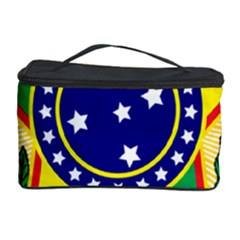 Coat of Arms of Brazil Cosmetic Storage Case
