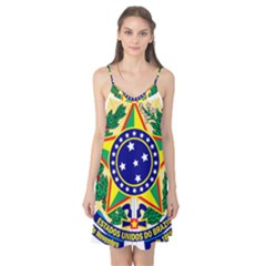 Coat of Arms of Brazil Camis Nightgown
