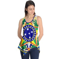 Coat of Arms of Brazil Sleeveless Tunic