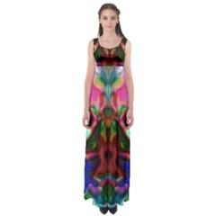 Guru by WBK Empire Waist Maxi Dress