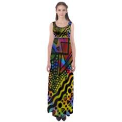 glitterati  By Wbk:  Empire Waist Maxi Dress