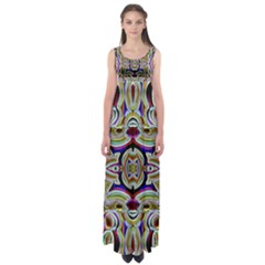 If 6 Was 9  by WBK:  Empire Waist Maxi Dress