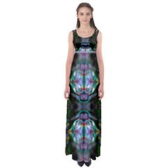 the Butterfly Effect  By Wbk:  Empire Waist Maxi Dress