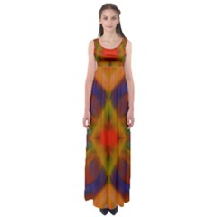 A Passionate Life  by WBK:  Empire Waist Maxi Dress
