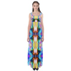 Peaceful Easy Feeling  by WBK:  Empire Waist Maxi Dress