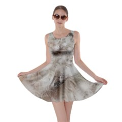 Down Comforter Feathers Goose Duck Feather Photography Skater Dress