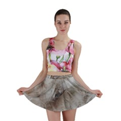 Down Comforter Feathers Goose Duck Feather Photography Mini Skirt