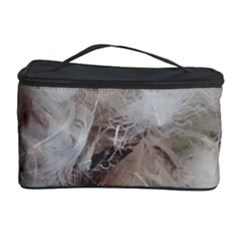 Down Comforter Feathers Goose Duck Feather Photography Cosmetic Storage Case