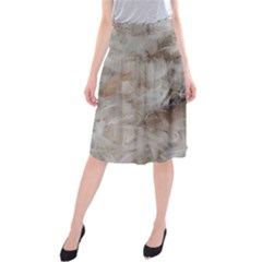 Down Comforter Feathers Goose Duck Feather Photography Midi Beach Skirt