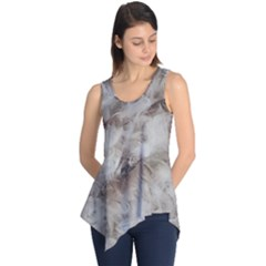 Down Comforter Feathers Goose Duck Feather Photography Sleeveless Tunic