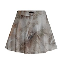 Down Comforter Feathers Goose Duck Feather Photography Mini Flare Skirt