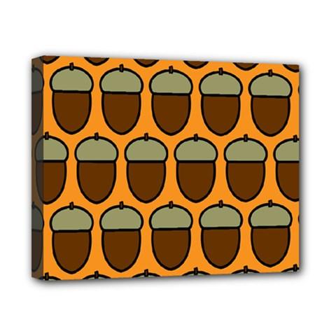 Acorn Orang Canvas 10  x 8