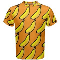 Banana Orange Men s Cotton Tee