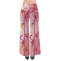 Bamboo Tree New Year Red Pants