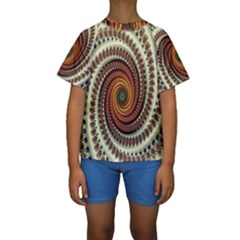 Ektremely Kids  Short Sleeve Swimwear