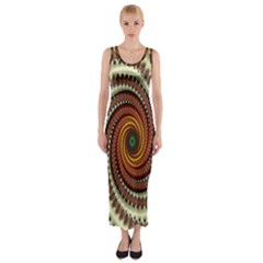 Ektremely Fitted Maxi Dress