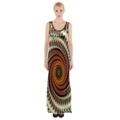Ektremely Maxi Thigh Split Dress