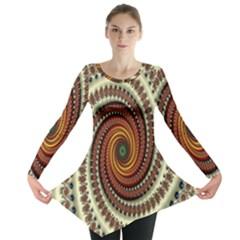 Ektremely Long Sleeve Tunic
