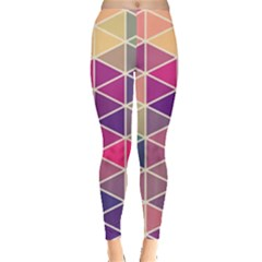 Chevron Colorful Leggings