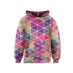 Chevron Colorful Kids  Pullover Hoodie