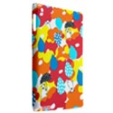 Bear Umbrella Apple iPad 3/4 Hardshell Case (Compatible with Smart Cover) View2