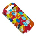 Bear Umbrella Samsung Galaxy S III Hardshell Case (PC+Silicone) View5