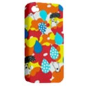 Bear Umbrella Apple iPhone 4/4S Hardshell Case (PC+Silicone) View2
