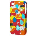 Bear Umbrella Apple iPhone 4/4S Hardshell Case (PC+Silicone) View3