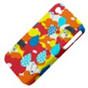Bear Umbrella Apple iPhone 4/4S Hardshell Case (PC+Silicone) View4