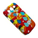 Bear Umbrella Samsung Galaxy S III Classic Hardshell Case (PC+Silicone) View5