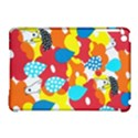 Bear Umbrella Apple iPad Mini Hardshell Case (Compatible with Smart Cover) View1