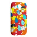 Bear Umbrella Samsung Galaxy S4 I9500/I9505 Hardshell Case View2