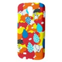 Bear Umbrella Samsung Galaxy S4 I9500/I9505 Hardshell Case View3