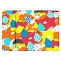 Bear Umbrella Samsung Galaxy Tab 10.1  P7500 Flip Case View1