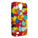 Bear Umbrella Samsung Galaxy S4 Classic Hardshell Case (PC+Silicone) View2